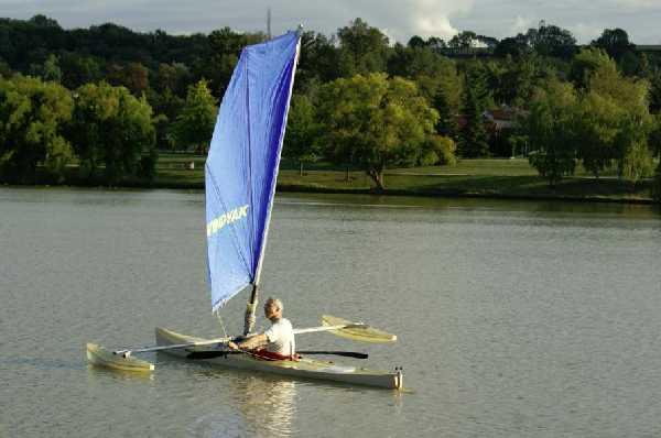 A la voile / Sailing