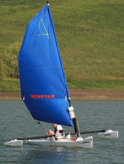 A la voile en solo / Sailing singlehanded